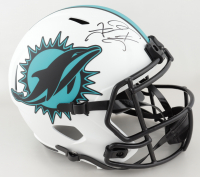 Tua Tagovailoa Signed Dolphins Full-Size Lunar Eclipse Alternate Speed Helmet (Fanatics Hologram) at PristineAuction.com