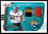 Leonard Fournette 2020 Absolute Tools of the Trade Dual Materials Prime #37 #8/49 at PristineAuction.com