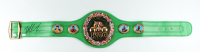 Mike Tyson Signed WBC High Quality Replica Full-Size Belt (JSA COA & Fiterman Hologram) (See Descripton) at PristineAuction.com