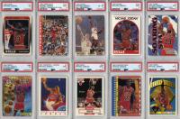 Icon Authentic Black Diamond Michael Jordan Series 3 Mystery Box 100+ Cards Per Box at PristineAuction.com
