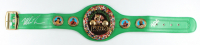 Mike Tyson & Evander Holyfield Signed WBC High Quality Replica Full-Size Belt (JSA COA & Fiterman COA) (See Description) at PristineAuction.com
