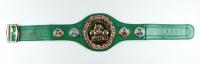George Foreman Signed WBC High Quality Replica Full-Size Belt (JSA COA & Foreman COA) (See Description) at PristineAuction.com