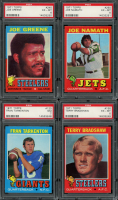 """""""1971 TOPPS FOOTBALL COMPLETE SET BREAK"""" MYSTERY BOX– 10 CARDS PER BOX at PristineAuction.com"""