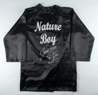 "Ric Flair Signed ""Nature Boy"" Wrestling Robe Inscribed ""Nature Boy"" (PSA COA) at PristineAuction.com"