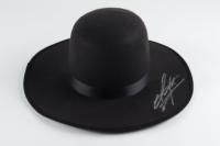 The Undertaker Signed Wide Brim Open Crown Hat (JSA Hologram & Fiterman Hologram) at PristineAuction.com