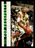 LeBron James 2003-04 UD Top Prospects #3 at PristineAuction.com