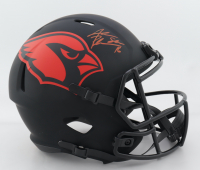 Jake Plummer Signed Cardinals Eclipse Alternate Full-Size Speed Helmet (Beckett Hologram) (See Description) at PristineAuction.com