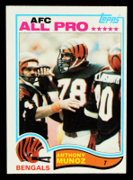 Anthony Munoz 1982 Topps #51 RC at PristineAuction.com