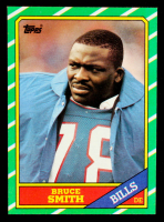 Bruce Smith 1986 Topps #389 RC at PristineAuction.com