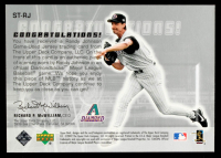 Randy Johnson 2002 Upper Deck Rookie Update Star Tributes #RJ at PristineAuction.com