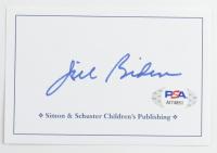 "Joe Biden Signed ""Joey: The Story of Joe Biden"" Hardcover Book (PSA Hologram) at PristineAuction.com"