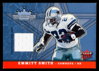 Emmitt Smith 2005 Ultra TD Kings Jerseys Red #ES at PristineAuction.com
