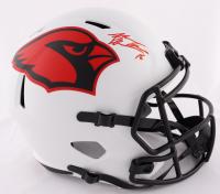 """Jake """"Snake"""" Plummer Signed Cardinals Full-Size Lunar Eclipse Alternate Speed Helmet (Beckett Hologram) at PristineAuction.com"""