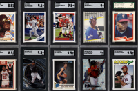 Icon Authentic SPX Series 89 Mystery Box 100+ Cards Per Box at PristineAuction.com