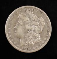 1882-CC Morgan Silver Dollar at PristineAuction.com