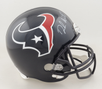 Deshaun Watson Signed Texans Full-Size Helmet (Stiener COA) at PristineAuction.com