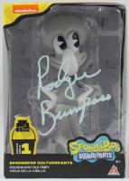 """Rodger Bumpass Signed """"SpongeBob SquarePants"""" Squidward Tentacles Old-Timey Spongepop Culturepants Action Figure (PSA COA) (See Description) at PristineAuction.com"""