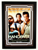 """Mike Tyson Signed """"The Hangover"""" 17x23 Custom Framed Print Display (Fiterman Sports Hologram & JSA COA) at PristineAuction.com"""