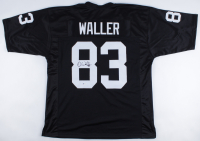 Darren Waller Signed Jersey (Beckett COA) at PristineAuction.com