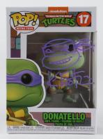 "Kevin Eastman Signed ""Teenage Mutant Ninja Turtles"" #17 Donatello Funko Pop! Vinyl Figure (PSA COA) at PristineAuction.com"