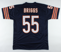 Lance Briggs Signed Jersey (Beckett COA) at PristineAuction.com