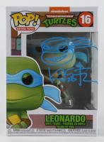 """Kevin Eastman Signed """"Teenage Mutant Ninja Turtles"""" #16 Leonardo Funko Pop! Vinyl Figure (PSA COA) at PristineAuction.com"""