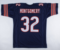 David Montgomery Signed Jersey (Beckett Hologram) at PristineAuction.com