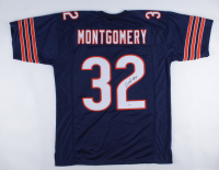 David Montgomery Signed Jersey (Beckett COA) at PristineAuction.com