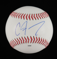 Clint Frazier Signed Baseball (JSA COA) at PristineAuction.com