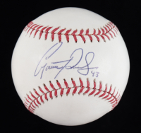 Garrett Richards Signed OML Baseball (PSA COA) at PristineAuction.com