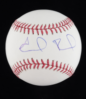 Eduardo Rodriguez Signed OML Baseball (JSA COA) at PristineAuction.com
