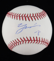 Yusei Kikuchi Signed OML Baseball (PSA COA) at PristineAuction.com