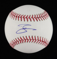 Jonathan India Signed OML Baseball (JSA COA) at PristineAuction.com