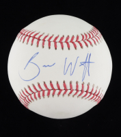 Brandon Woodruff Signed OML Baseball (JSA COA) at PristineAuction.com