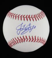 Jonathan Loaisiga Signed OML Baseball (JSA COA) at PristineAuction.com