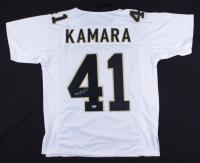 Alvin Kamara Signed Jersey (Beckett COA) at PristineAuction.com