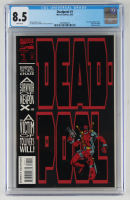 "1993 ""Deadpool"" Issue #1 Marvel Comic Book (CGC 8.5) at PristineAuction.com"