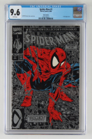 "1990 ""Spider-Man: The Legend of the Arachknight"" Issue #1 Silver Edition Marvel Comic Book (CGC 9.6) at PristineAuction.com"