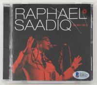 "Raphael Saadiq Signed ""The Way I See It"" CD Album (Beckett COA) (See Description) at PristineAuction.com"