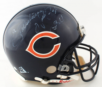 """Walter Payton Signed Bears Full-Size Authentic On-Field Helmet Inscribed """"Sweetness"""" (Beckett LOA) (See Description) at PristineAuction.com"""