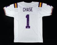 Ja'Marr Chase Signed Jersey (JSA COA) at PristineAuction.com