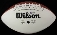 """Walter Payton & Jim McMahon Signed NFL Football Inscribed """"Super Bowl XX Champs"""" (Beckett LOA) (See Description) at PristineAuction.com"""