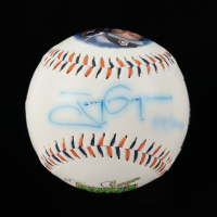 "Tony Gwynn Signed ""3,000th Hit"" Commemorative Baseball (JSA COA) (See Description) at PristineAuction.com"