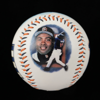 "Tony Gwynn Signed ""3,000th Hit"" Commemorative Baseball (JSA COA) (See Description) at PristineAuction.com"