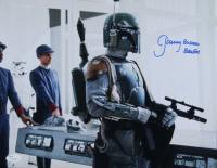 "Jeremy Bulloch Signed ""Star Wars"" 11x14 Photo Inscribed ""Boba Fett"" (JSA COA) at PristineAuction.com"