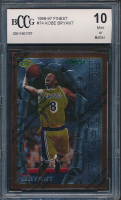 Kobe Bryant 1996-97 Finest #74 RC (BCCG 10) at PristineAuction.com