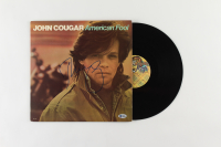"John Mellencamp Signed ""American Fool"" Vinyl Record Album (Beckett COA) at PristineAuction.com"