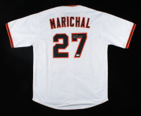 Juan Marichal Signed Jersey (JSA COA) (See Description) at PristineAuction.com