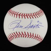 Ron Santo Signed OML Baseball (JSA COA) (See Description) at PristineAuction.com