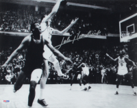 John Havlicek Signed Celtics 11x14 Photo (PSA COA) at PristineAuction.com